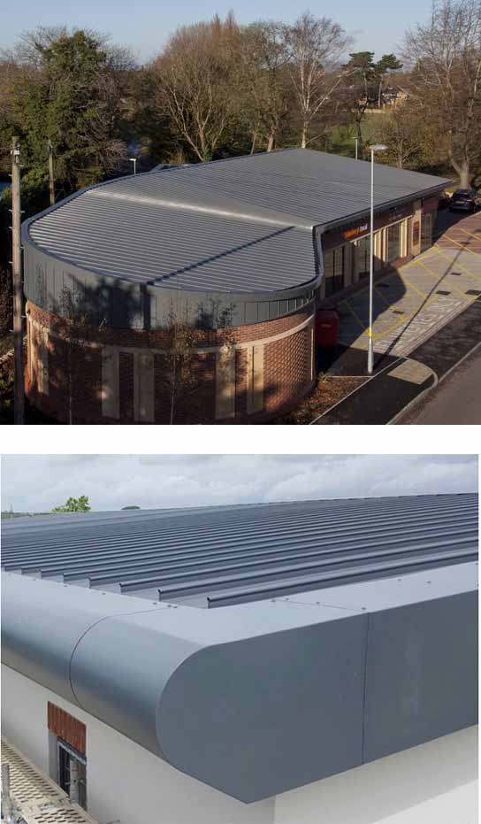 Amazing Industrial Roofing